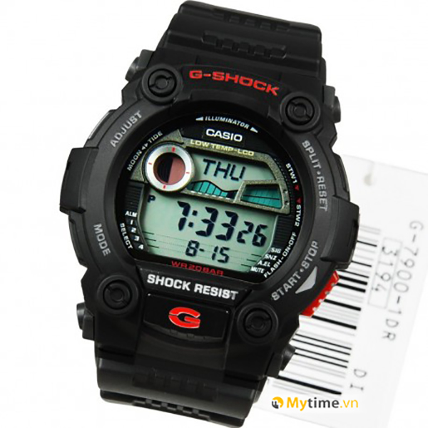 đồng hồ nam Caiso G-Shock G-7900-1DR