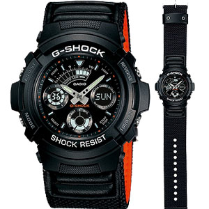 Đồng hồ G-Shock AW-591MS-1A cao cấp