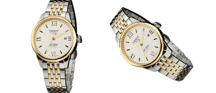 Đồng hồ nam Tissot Automatic Gold cao cấp
